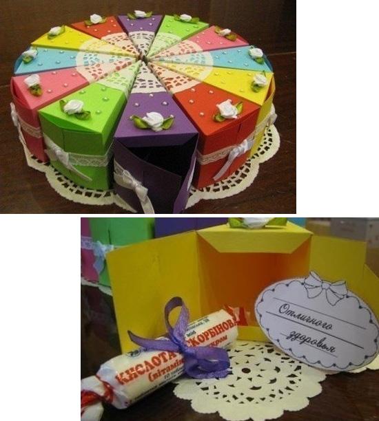 Оригинальная идея поздравление с днем рождения