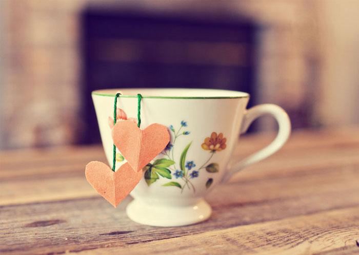 Как красиво упаковать чай рассыпной